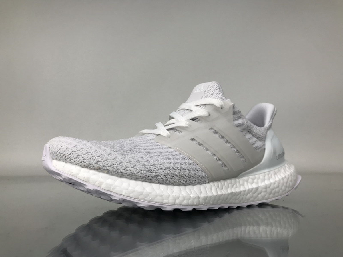 UB3.0 全白 Adidas Ultra Boost 3.0 Triple White