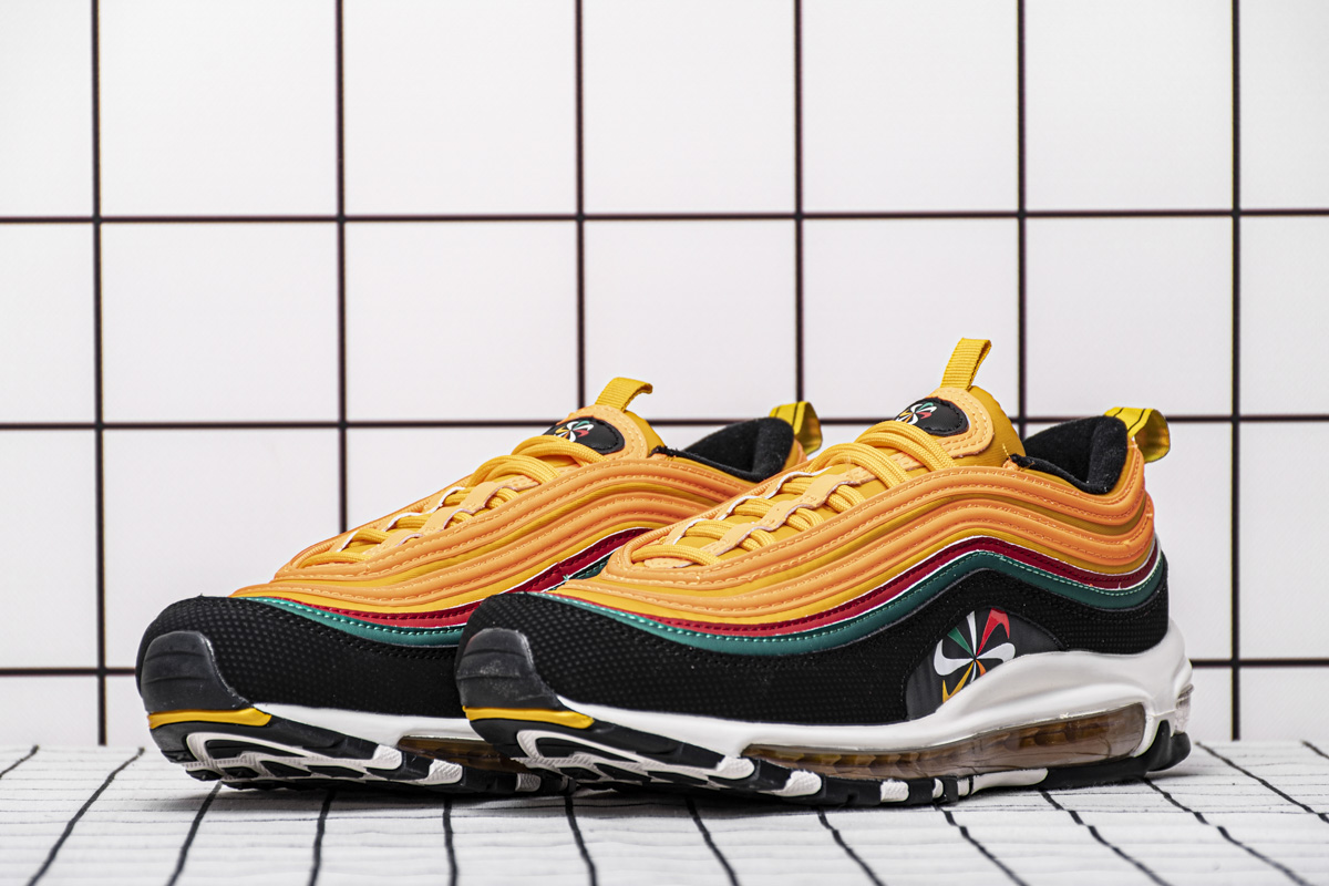Sneakers Nike Air Max 97 Hellrosa und Weiss My Store