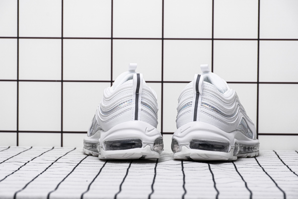 Nike Air Max 97 Trainers Cool Grey Wolf Grey His Offspring