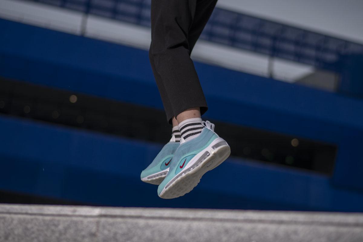 Nike Air Max 97 Neon Seoul Court Order