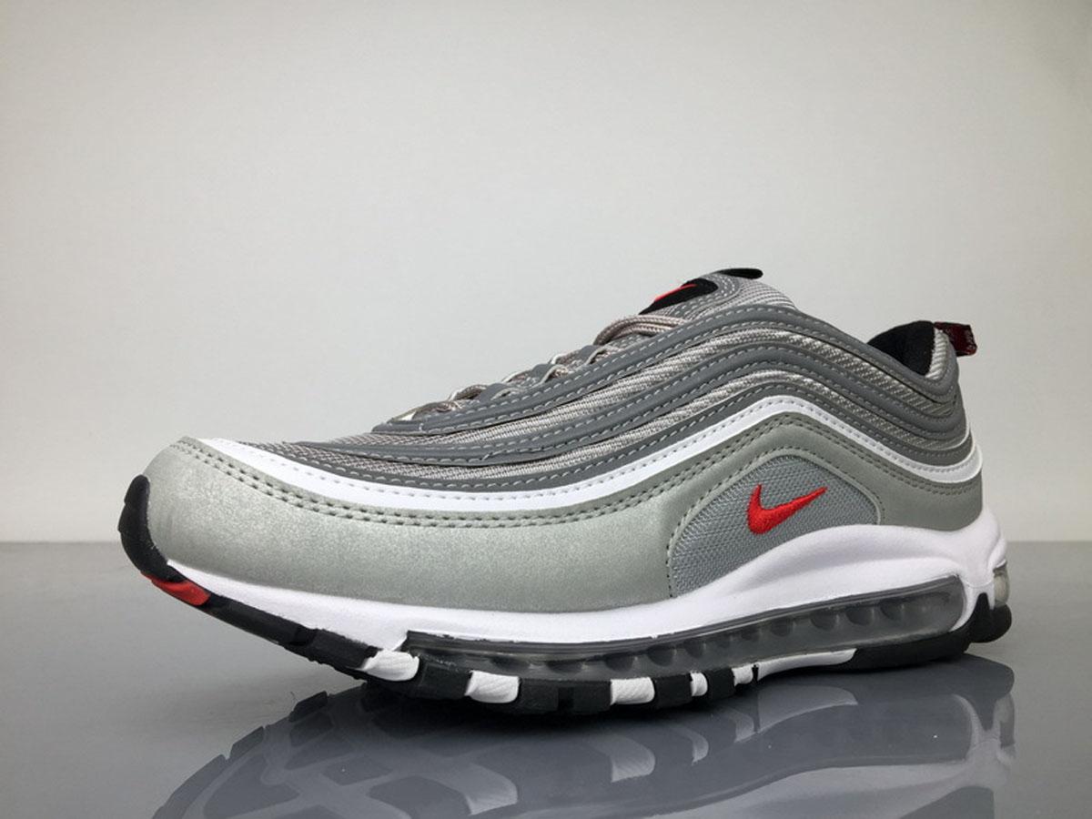 GS 97 银子弹 Nike Air Max 97 Silver Bullet