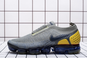 特2018 浅绿兰  特2018 Air VaporMax Flyknit 2 Dark Stucco Midnight