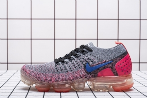 特2018 灰桃红 特2018 Nike Air VaporMax Flyknit 2 Ultramarine Hot Punch9