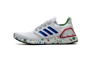 ZS UB6.0 五福成都 UB6.0 adidas Ultra BOOST 20 CONSORTIUM Real Boost