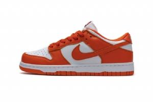XG Dunk SB 雪城 OFF-WHITE X Nike Dunk SB Low Orange Blaze