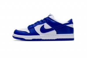 XG Dunk SB 肯塔基 OFF-WHITE X Nike Dunk SB Low Varsity Royal