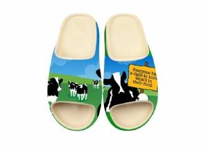 阿迪达斯椰子拖鞋 奶牛 adidas Yeezy Slide adidas Yeezy Slide