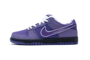 XG Dunk SB 紫龙虾 OFF-WHITE X Nike Dunk SB Low Purple Lobster