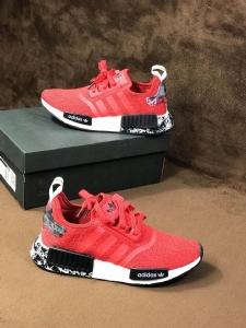 R1 红黑 Adidas NMD R1 Boost Red Black
