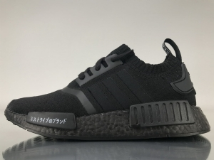 R1 黑武士 Adidas NMD R1 Boost Tirple Black