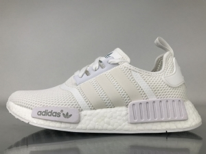R1 白大网 Adidas NMD R1 Boost Triple White