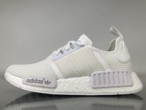 R1 白大网 Adidas NMD R1 Boost Triple White