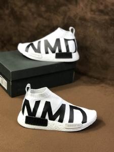 R1 白NMD Adidas NMD R1 Boost White Black