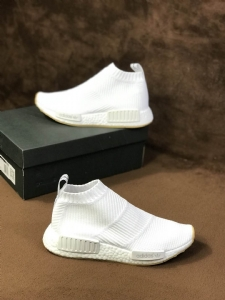 R1 全白高 Adidas NMD R1 Boost White Gum