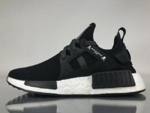XR1 骷髅头 Adidas NMD XR1 Black