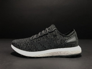小椰子 黑色8801-16 Adidas Pure Boost Running  Black
