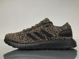 小椰子 黑金 Adidas Pure Boost Running  Black Gold