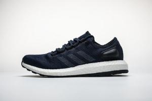 小椰子 蓝白 Adidas Pure Boost Running  Clima China
