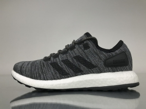 小椰子 深灰 Adidas Pure Boost Running  Dark Grey