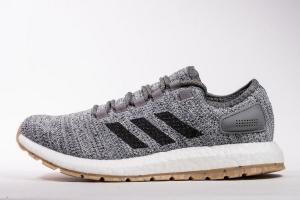 小椰子 灰白 Adidas Pure Boost Running  Greyish White