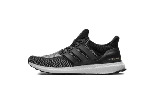 阿迪达斯UB2.0 黑白满天星  Adidas Ultra Boost 2.0 Limited Black Reflective