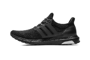 阿迪达斯UB三代跑鞋 全黑 Adidas Ultra Boost 3.0 Triple Black