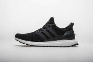 巴斯夫UB4.0 黑白 Adidas Ultra Boost 4.0 Basf Boost  Black White