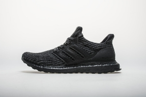 巴斯夫UB4.0 全黑 Adidas Ultra Boost 4.0 Basf Boost  Triple Black