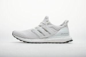 巴斯夫UB4.0 全白 Adidas Ultra Boost 4.0 Basf Boost  Triple White