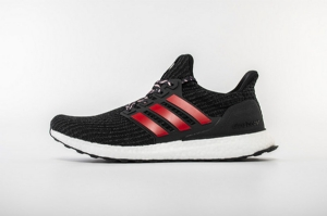 ZS UB4.0 黑红满天星 Adidas Ultra Boost 4.0 Black Red