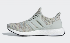 ZS UB4.0 灰炫彩 Adidas Ultra Boost 4.0 Grey Multicolor