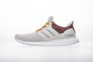 ZS UB4.0 烟灰广州 Adidas Ultra Boost 4.0 GuangZhou Smoky Grey