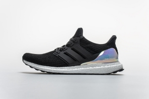 ZS UB4.0 黑镭射 Adidas Ultra Boost 4.0 Iridescent Black