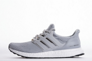 Adidas Ultra Boost 4.0 浅灰色 Adidas Ultra Boost 4.0 Light Grey