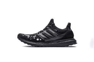 Adidas Ultra Boost 4.0 涂鸦黑余文乐联名 Adidas Ultra Boost 4.0 Madness Black