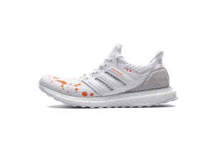 Adidas Ultra Boost 4.0 涂鸦白余文乐联名 Adidas Ultra Boost 4.0 Madness White
