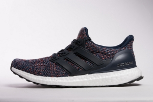 ZS UB4.0 黑彩虹 Adidas Ultra Boost 4.0 Navy Multicolor