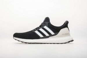 ZS UB4.0 黑白杠 Adidas Ultra Boost 4.0 Show Your Stripes