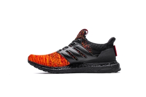 Adidas Ultra Boost 4.0 黑艳红 Adidas Ultra Boost 4.0 Targaryen's Dragons