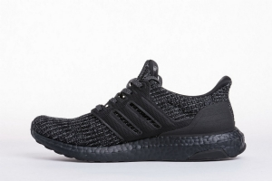 Adidas Ultra Boost 4.0 新全黑 Adidas Ultra Boost 4.0 Triple Black
