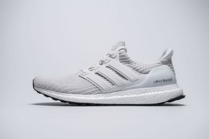 ZS UB4.0 Z白面黑底 Adidas Ultra Boost 4.0 Triple White