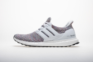 Adidas Ultra Boost 4.0 白炫彩 Adidas Ultra Boost 4.0 White Multicolor