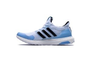Adidas Ultra Boost 4.0 白冰蓝 Adidas Ultra Boost 4.0 White Walkers