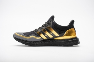UB限定 黑金 UB限定 adidas Ultra Boost Black Gold