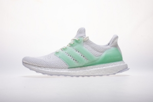 UB 团圆绿 Adidas Ultra Boost TUAN YUAN Fluorescent green