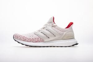 UB 团圆红 Adidas Ultra Boost TUAN YUAN Talcum white