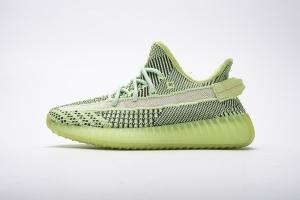 阿迪达斯椰子350 V2 绿斑马天使 Adidas Yeezy 350 Boost V2 adidas Yeezy Boost 350 V2 Yeezreel Real Boost