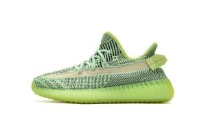 阿迪达斯椰子350 V2 绿斑马满天星  Adidas Yeezy 350 Boost V2  adidas Yeezy Boost 350 V2 Yeezreel Real Boost