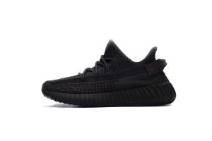 阿迪达斯椰子350 V2 黑天使 Adidas Yeezy 350 Boost V2 Black