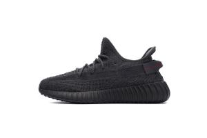 阿迪达斯椰子350 V2 黑满天星 Adidas Yeezy 350 Boost V2 Black